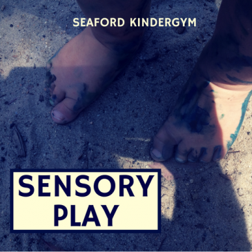 Sensory Play: Jungle Themed