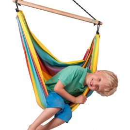 Cotton Kids Hammock Chair – Iri Rainbow
