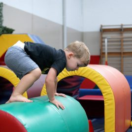 10 session pass: Seaford Kindergym