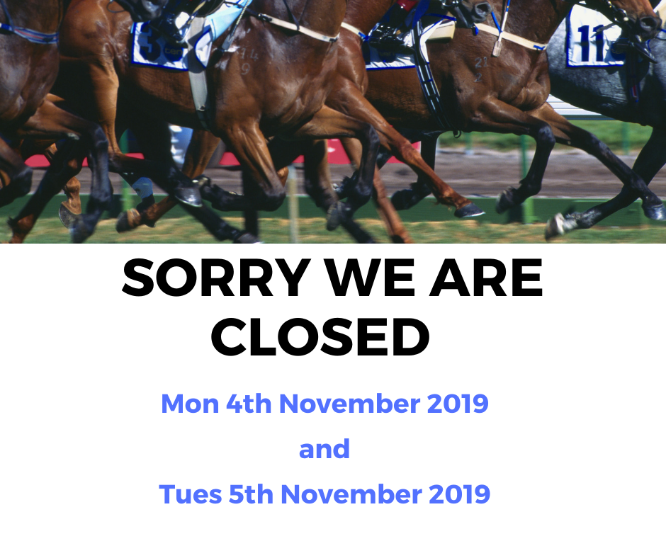 We Are Closed Cup Day
