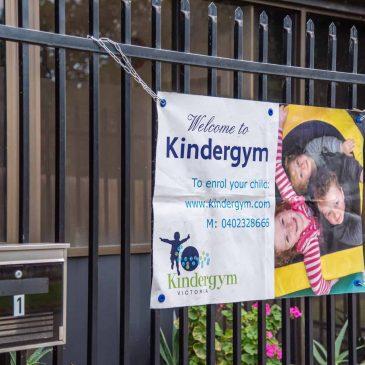 Kindergym Returns Monday!