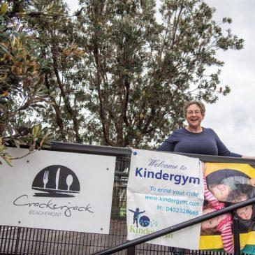 Kindergym re-opens Friday June 18