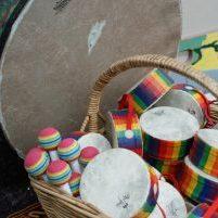 lynn kleiner drums